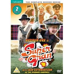 Super Gran - The Complete Second Series [DVD]
